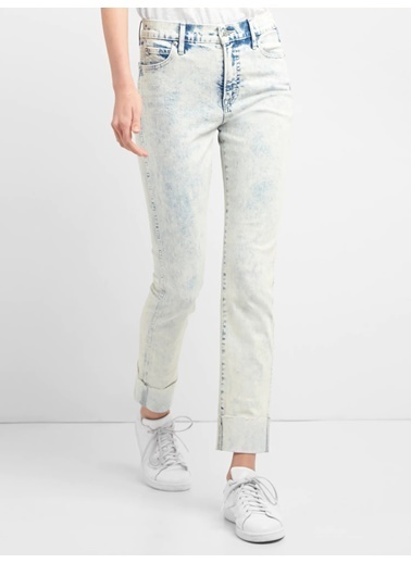 Gap Jean Pantolon | Straight Renkli